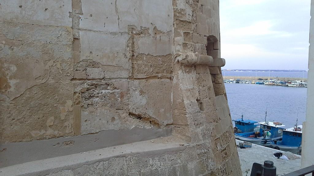 Gallipoli - Kastell und Hafen