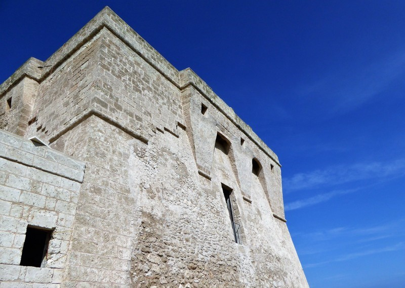 Torre Guaceto - Küstenwachturm 16. Jh